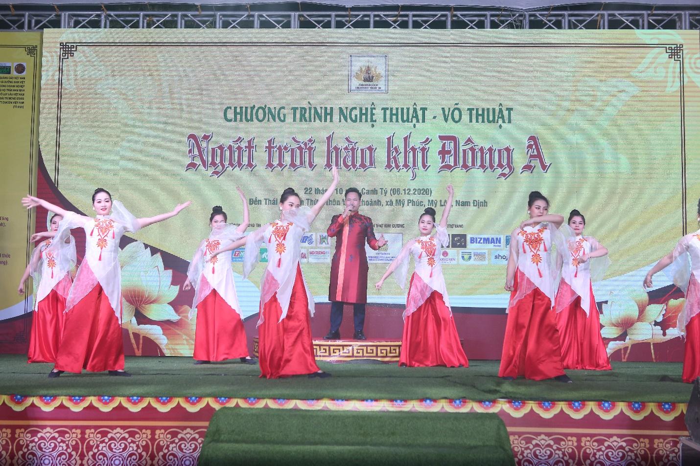 Bizman Media hân hạnh tài trợ chính thức Lễ cung rước tượng Phật hoàng Trần Nhân Tông