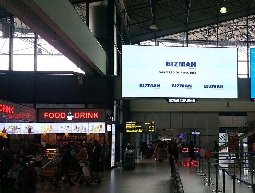 5 yếu tố quan trọng để có quảng cáo tốt ở màn hình sân bay