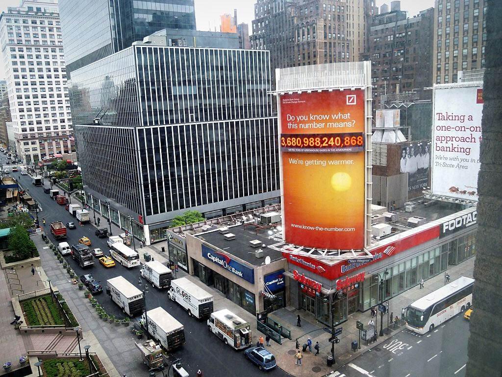 Thuê bảng quảng cáo ngoài trời hình thứ Pano