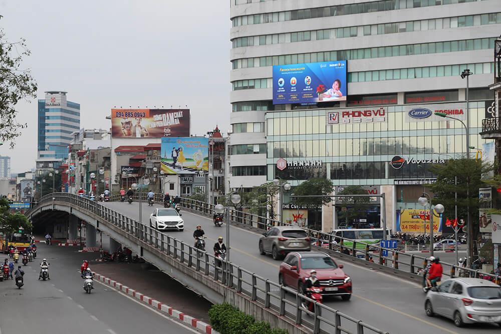 quảng cáo màn hình led ngoài trời tại Việt Nam