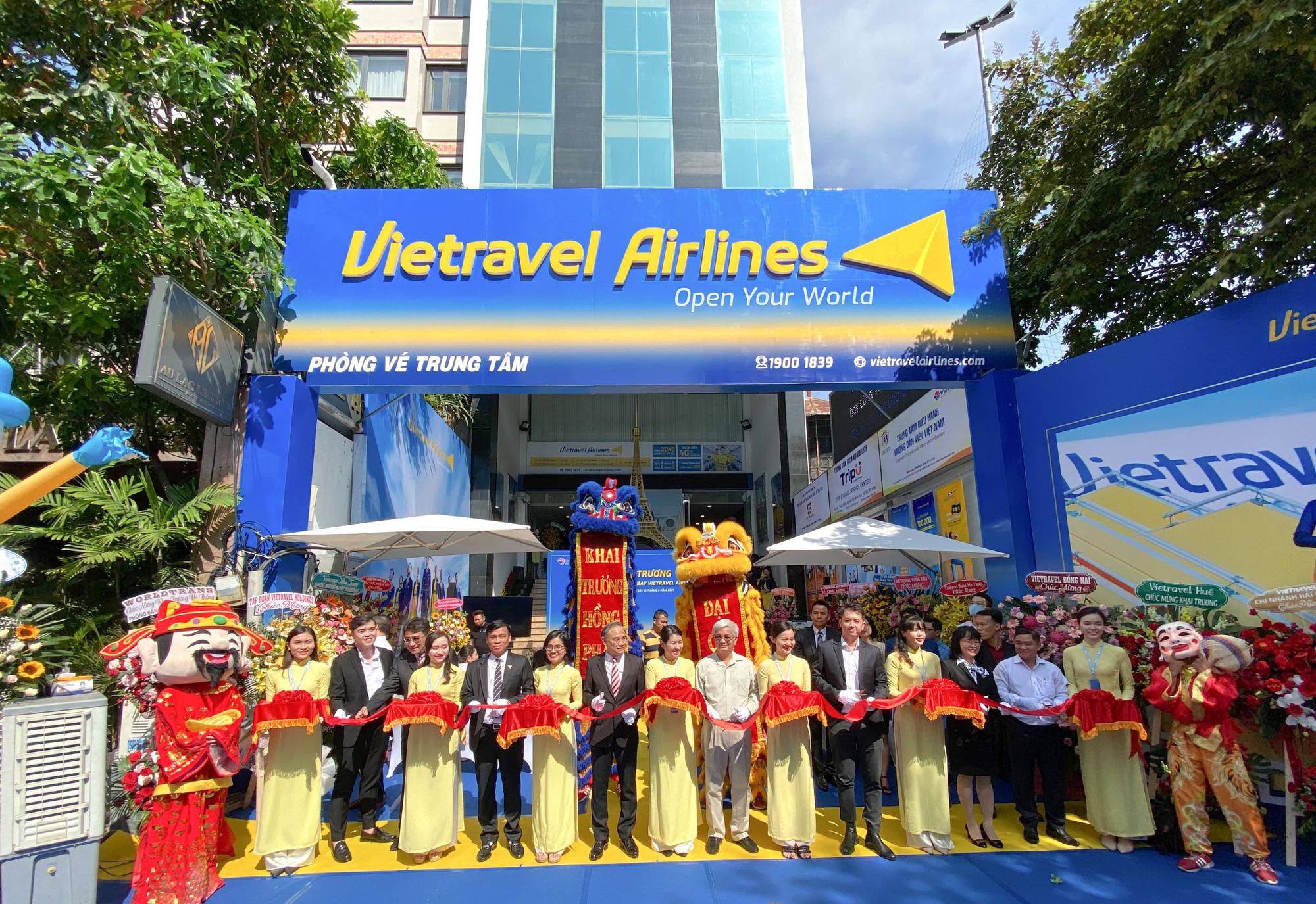 Chiến lược quảng bá của Vietravel Airlines