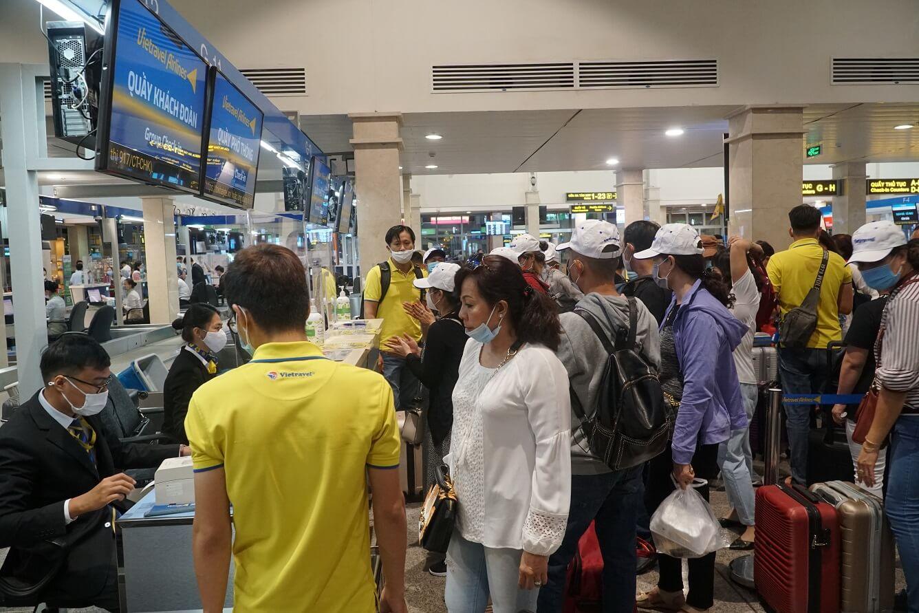 Vietravel Airlines triển khai đường bay